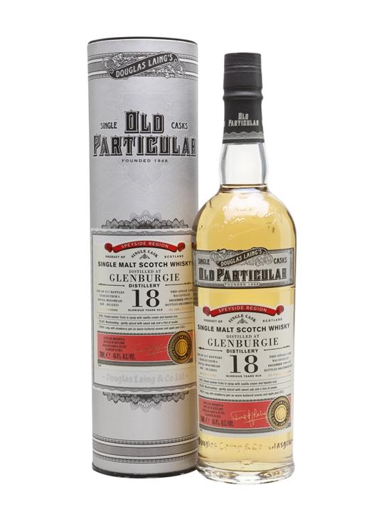 Glenburgie 1999 / 18 Year Old / Old Particular Speyside Whisky