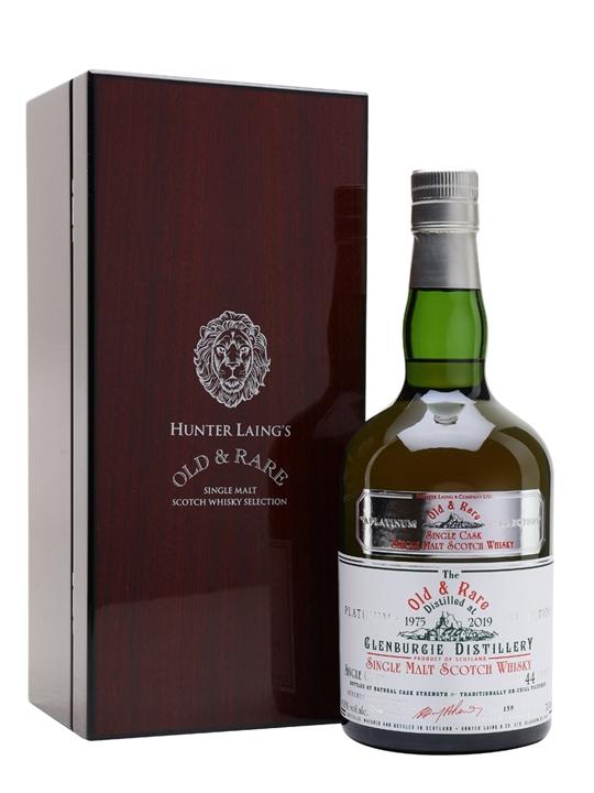 Glenburgie 1975 / 44 Year Old / Old & Rare Speyside Whisky
