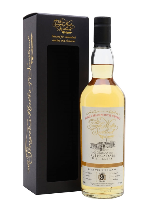 Glencadam 2011 / 9 Years Old / Single Malts of Scotland Highland Whisky