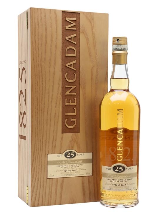 Glencadam 25 Year Old / 'The Remarkable' / Batch 2 Highland Whisky
