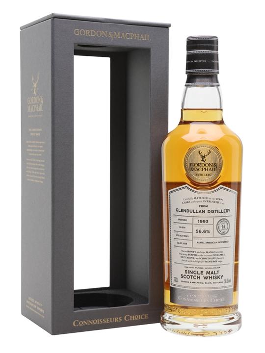 Glendullan 1993 / 24 Year Old / Connoisseurs Choice Speyside Whisky
