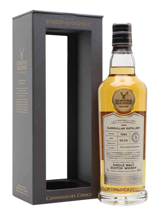 Glendullan 1993 / 25 Year Old / Connoisseurs Choice Speyside Whisky