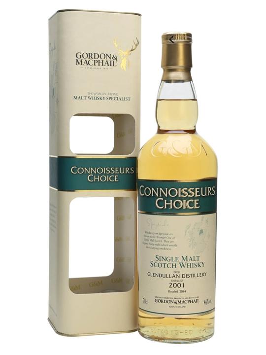 Glendullan 2001 / Bot.2014 / Connoisseurs Choice Speyside Whisky