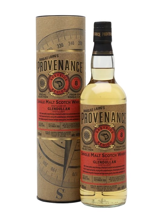 Glendullan 2010 / 8 Year Old / Provenance Speyside Whisky