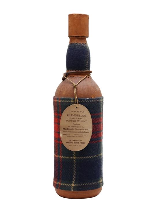 Glendullan 12 Year Old / Bot.1980s Speyside Single Malt Scotch Whisky