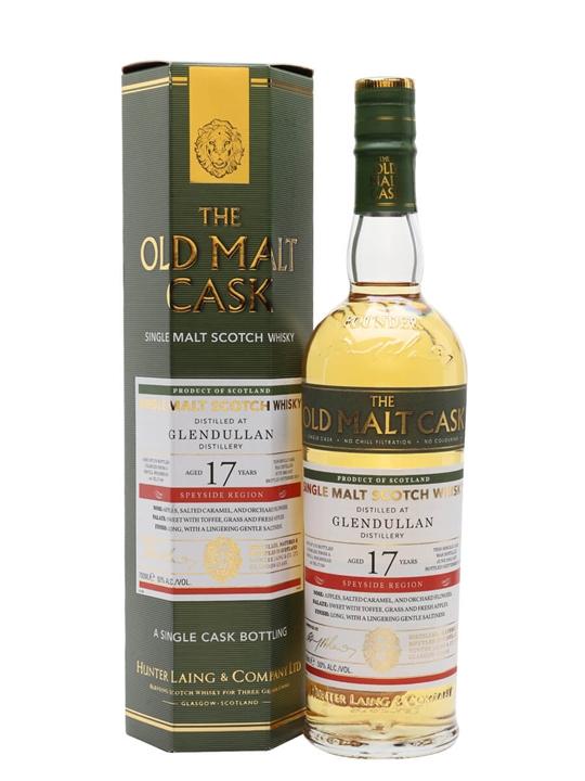 Glendullan 2002 / 17 Year Old / Old Malt Cask Speyside Whisky
