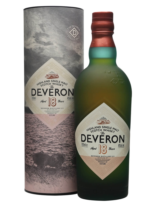 The Deveron 18 Year Old Highland Single Malt Scotch Whisky