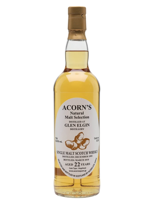 Glen Elgin 1995 / 22 Year Old / Acorn Speyside Whisky