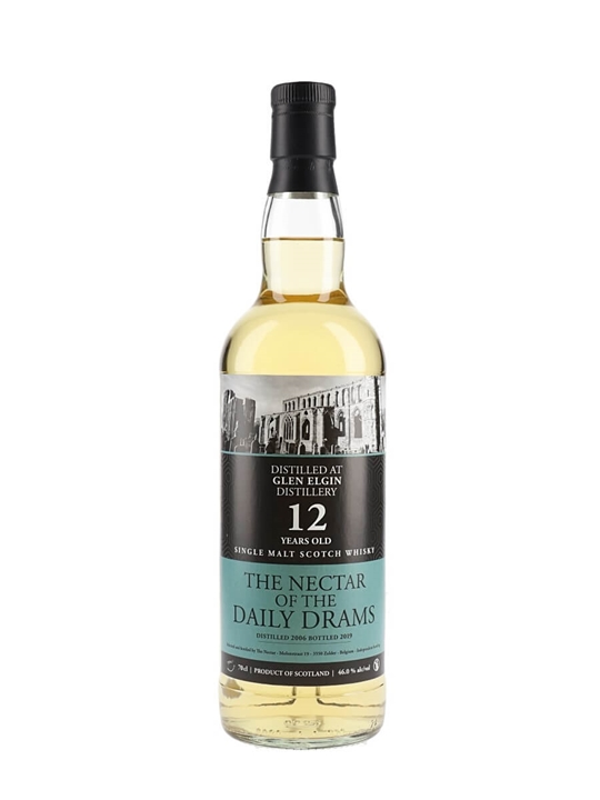 Glen Elgin 2006 / 12 Year Old / Daily Dram Speyside Whisky