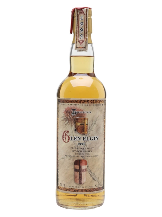 Glen Elgin 1995 / 22 Year Old / Kreuzritter Speyside Whisky