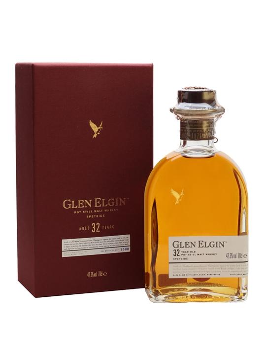 Glen Elgin 1971 / 32 Year Old Speyside Single Malt Scotch Whisky