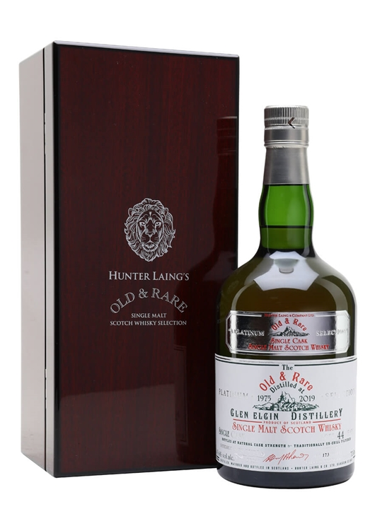 Glen Elgin 1975 / 44 Year Old / Old & Rare Speyside Whisky