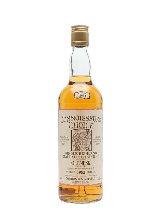 Glenesk 1982 / Bot.1994 / Connoisseurs Choice Highland Whisky