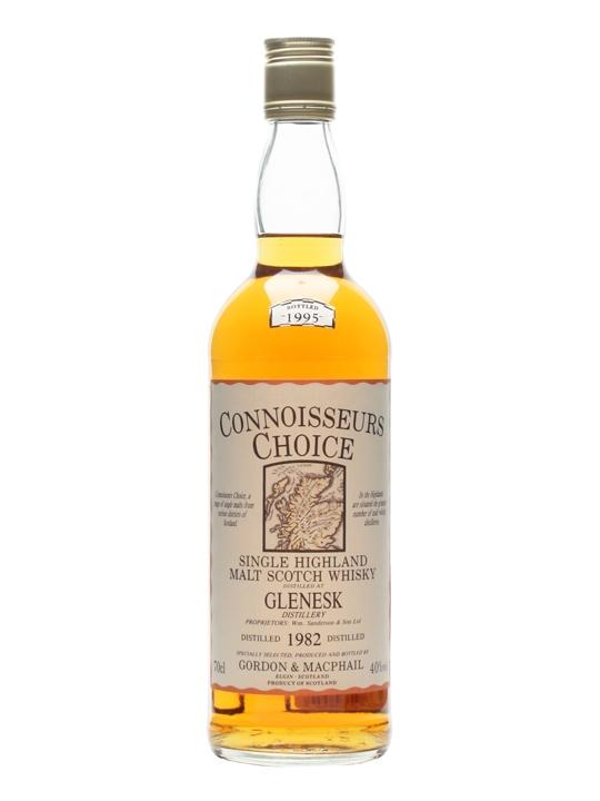 Glenesk 1982 / Bot.1995 / Connoisseurs Choice Highland Whisky
