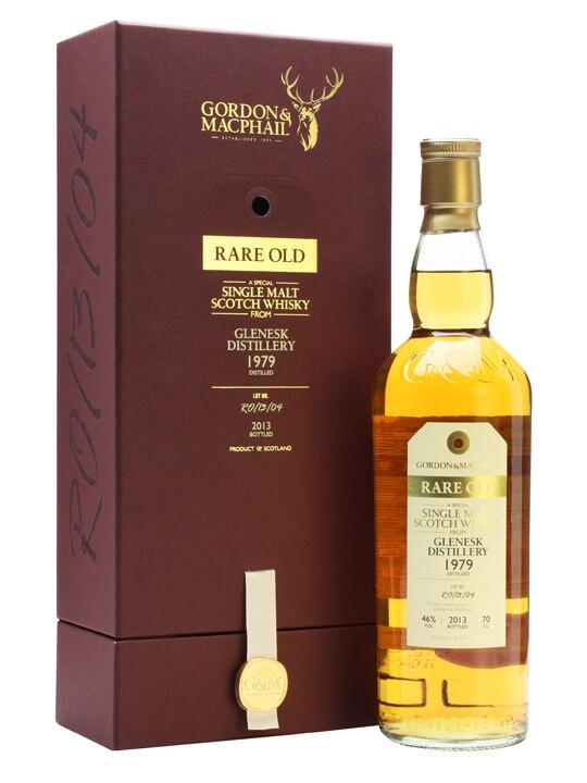 Glenesk 1979 / Rare Old / Gordon & Macphail Highland Whisky