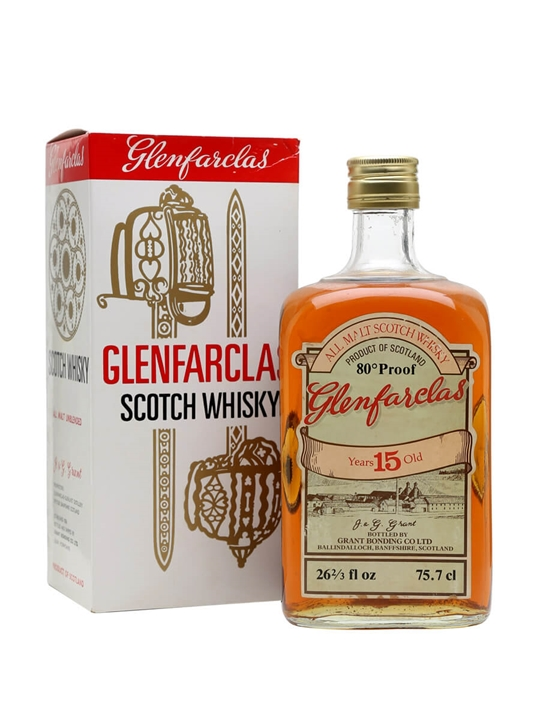 Glenfarclas 15 Year Old / Bot.1970s Speyside Single Malt Scotch Whisky