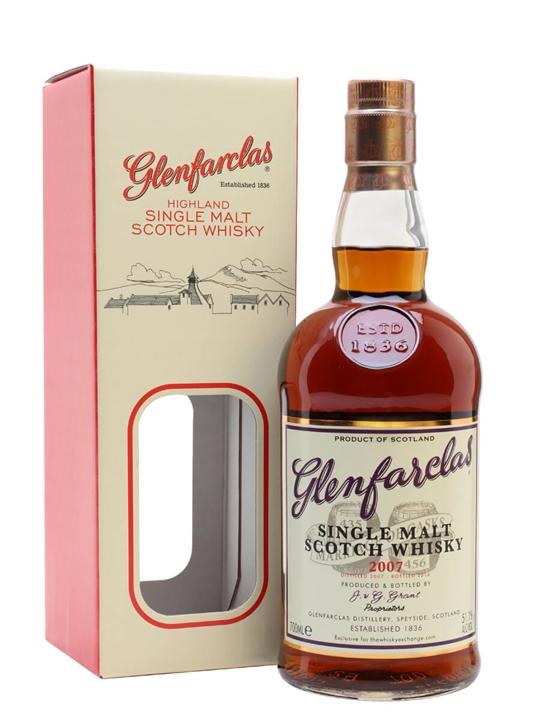 Glenfarclas 2007 Marriage of Casks / TWE Exclusive Speyside Whisky