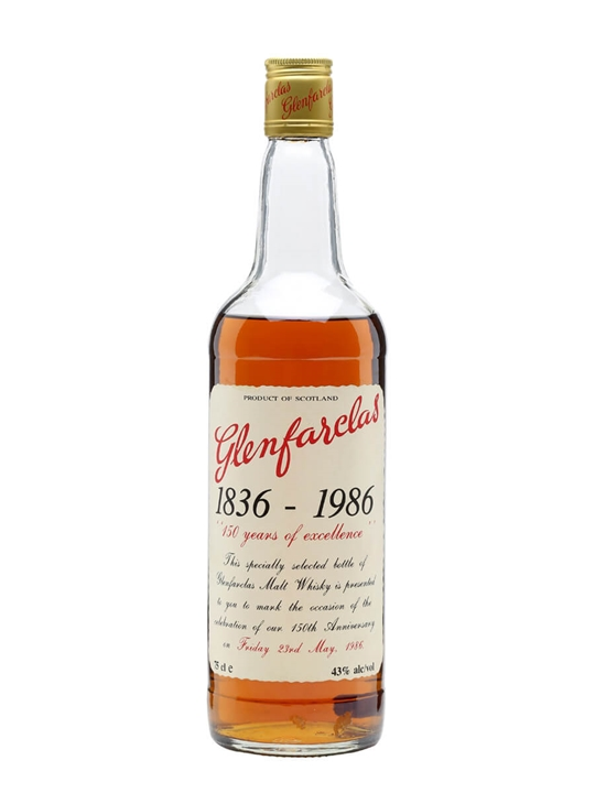 Glenfarclas 150th Anniversary / Staff Bottling Speyside Whisky