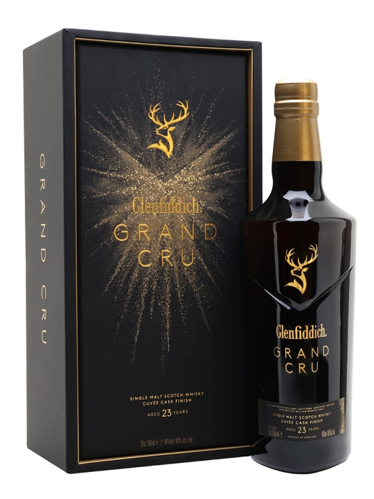 Glenfiddich Grand Cru / 23 Year Old Speyside Single Malt Scotch Whisky