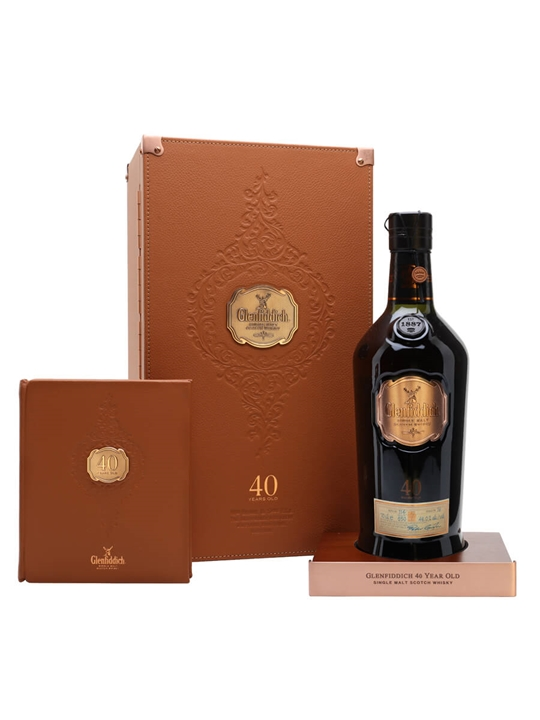 Glenfiddich 40 Year Old / Release 16 / Bot.2019 Speyside Whisky