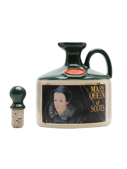 Glenfiddich Mary Queen Of Scots Ceramic Speyside Whisky