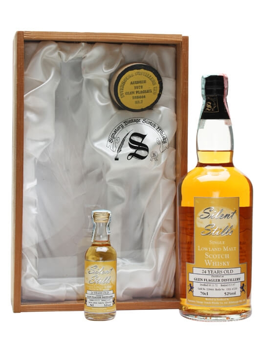Glen Flagler 1972 / 24 Year Old Lowland Single Malt Scotch Whisky