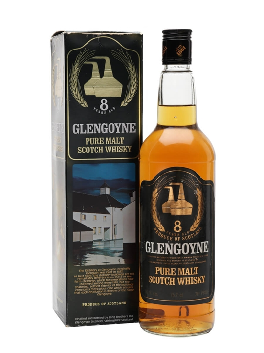 Glengoyne 8 Year Old / Bot.1970s Highland Single Malt Scotch Whisky