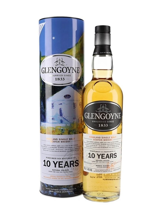 Glengoyne 10 Year Old / Jolomo Summer Edition Highland Whisky