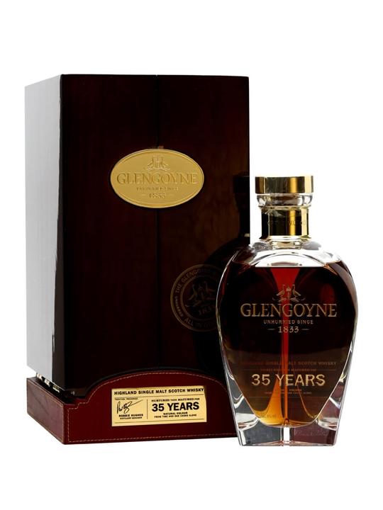 Glengoyne 35 Year Old Highland Single Malt Scotch Whisky