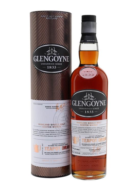 Glengoyne / Teapot Dram / Batch 007 Highland Single Malt Scotch Whisky