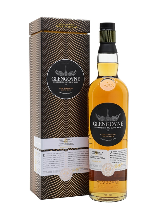 Glengoyne Cask Strength / Batch 8 Highland Single Malt Scotch Whisky