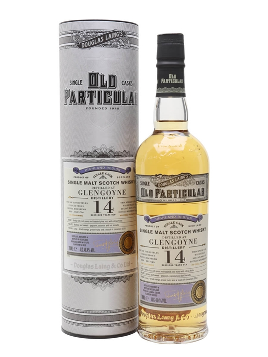 Glengoyne 2005 / 14 Year Old / Old Particular Highland Whisky