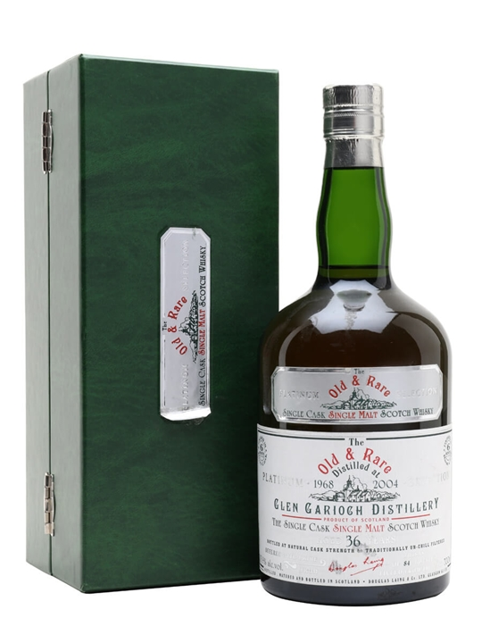 Glen Garioch 1968 / 36 Year Old / Douglas Laing Highland Whisky