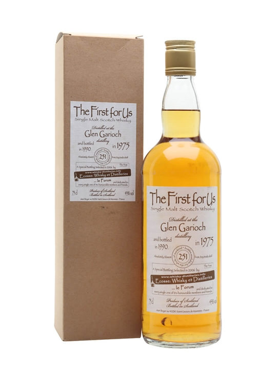Glen Garioch 1975 / Jean Boyer Highland Single Malt Scotch Whisky