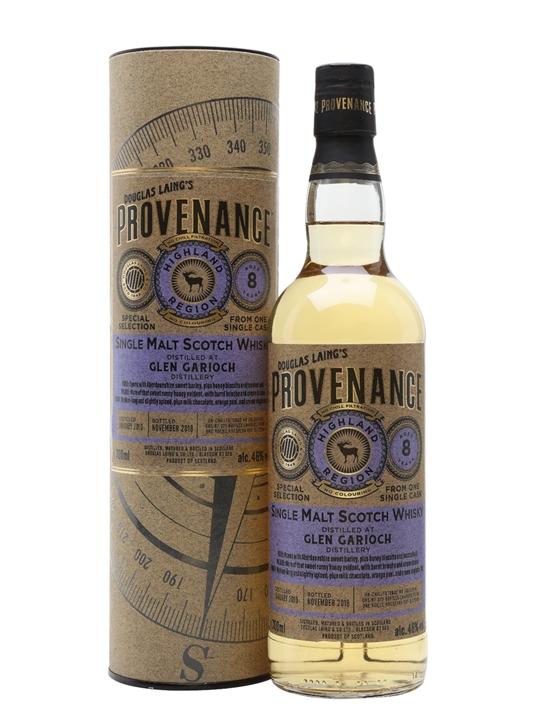 Glen Garioch 2010 / 8 Year Old / Provenance Highland Whisky