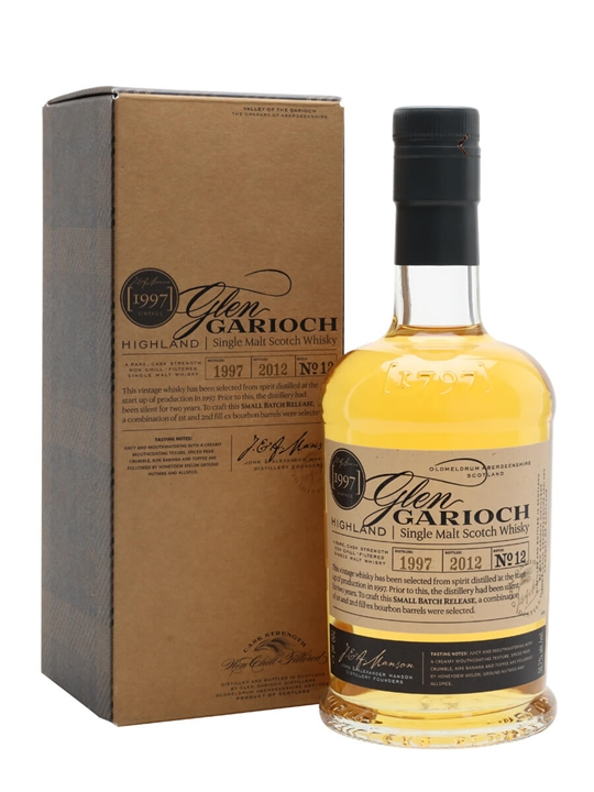 Glen Garioch 1997 / Small Batch Release Highland Whisky