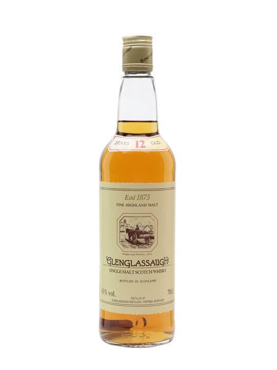 Glenglassaugh 12 Year Old / Bot.1990s Highland Whisky