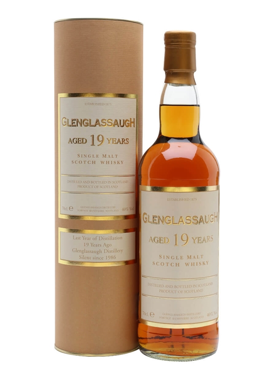 Glenglassaugh 19 Year Old Highland Single Malt Scotch Whisky