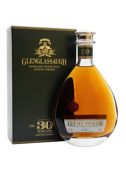Glenglassaugh 30 Year Old Highland Single Malt Scotch Whisky
