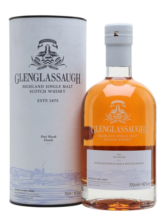Glenglassaugh Port Wood Finish Highland Single Malt Scotch Whisky