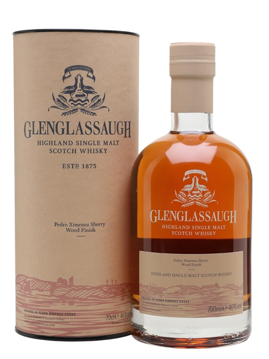 Glenglassaugh / PX Sherry Wood Finish Highland Whisky