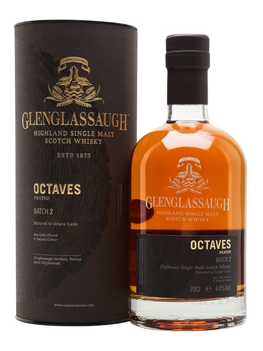 Glenglassaugh Octaves Peated / Batch 2 Highland Whisky