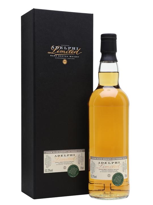 Glen Grant 1988 / 29 Year Old / Adelphi Speyside Whisky