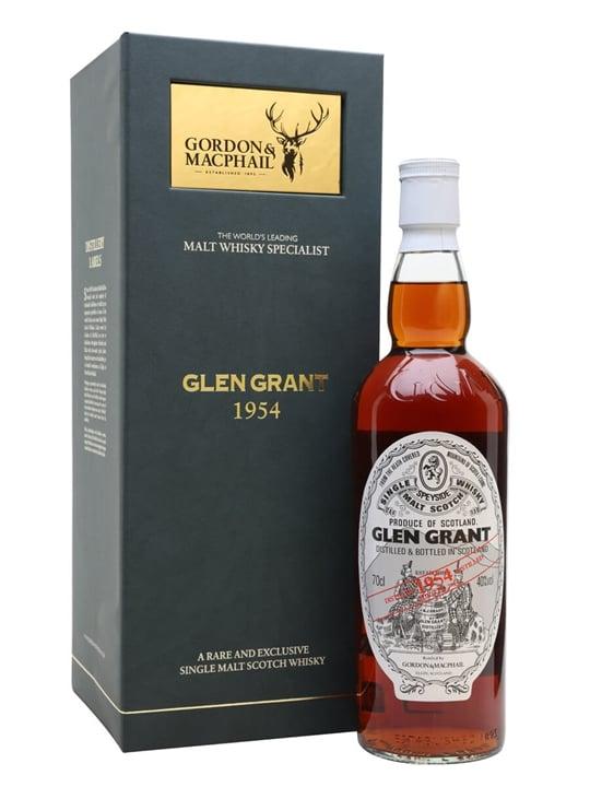 Glen Grant 1954 / 59 Year Old / Gordon & Macphail Speyside Whisky