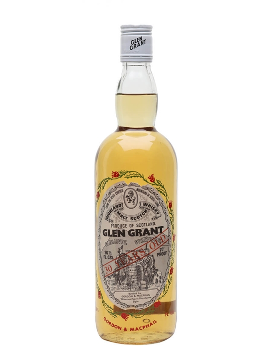 Glen Grant 30 Year Old / Bot.1970s / Gordon & Macphail Speyside Whisky