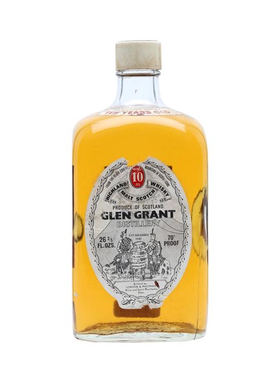 Glen Grant 10 Year Old / Bot.1970s Speyside Single Malt Scotch Whisky