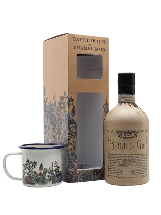 Ableforth's Bathtub Gin / Mug Set