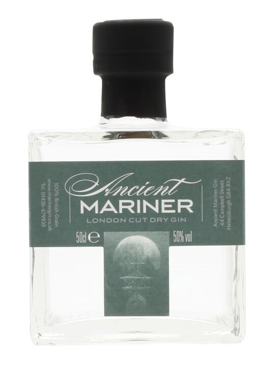 Ancient Mariner London Cut Dry Gin
