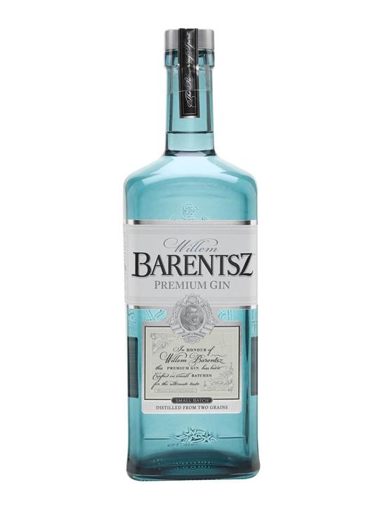 Willem Barentsz Premium Gin