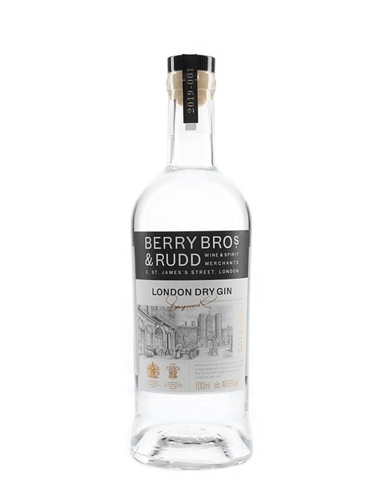 Berry Bros & Rudd London Dry Gin